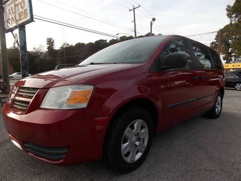 2008 Dodge Grand Caravan for sale at Deer Park Auto Sales Corp in Newport News VA
