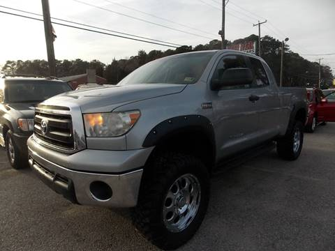 2010 Toyota Tundra for sale at Deer Park Auto Sales Corp in Newport News VA