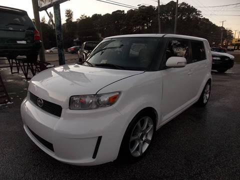 2009 Scion xB for sale at Deer Park Auto Sales Corp in Newport News VA