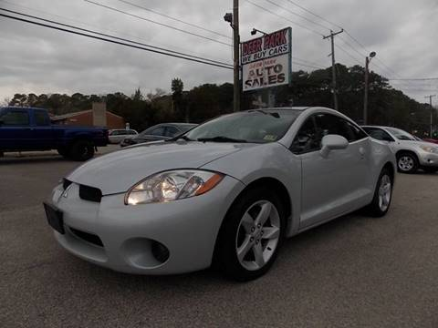 2006 Mitsubishi Eclipse for sale at Deer Park Auto Sales Corp in Newport News VA
