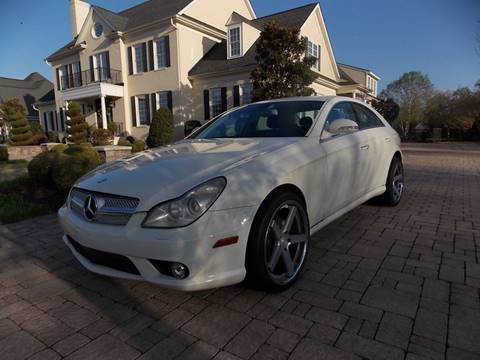 2007 Mercedes-Benz CLS for sale at Deer Park Auto Sales Corp in Newport News VA