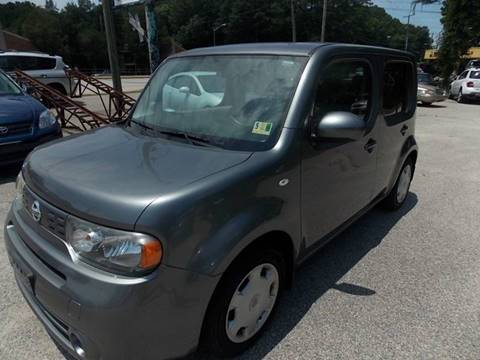 2009 Nissan cube for sale at Deer Park Auto Sales Corp in Newport News VA