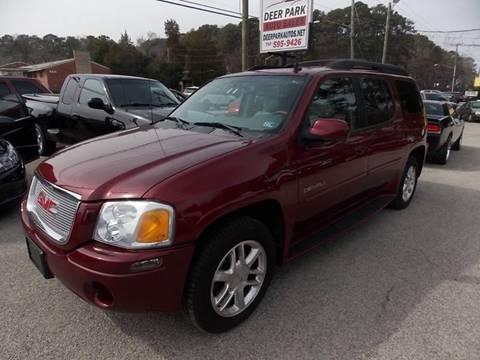2006 GMC Envoy XL for sale at Deer Park Auto Sales Corp in Newport News VA