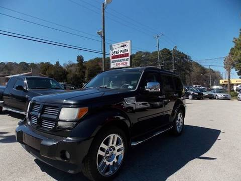 2011 Dodge Nitro for sale at Deer Park Auto Sales Corp in Newport News VA