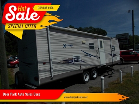 2005 Wildwood Extreme Extreme Light 29' for sale in Newport News, VA