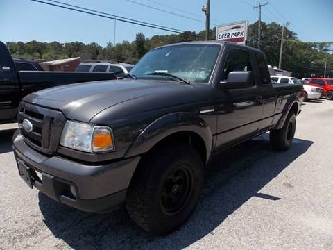 2007 Ford Ranger for sale at Deer Park Auto Sales Corp in Newport News VA