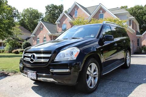 2012 Mercedes-Benz GL-Class for sale at Deer Park Auto Sales Corp in Newport News VA