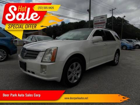 2006 Cadillac SRX for sale at Deer Park Auto Sales Corp in Newport News VA