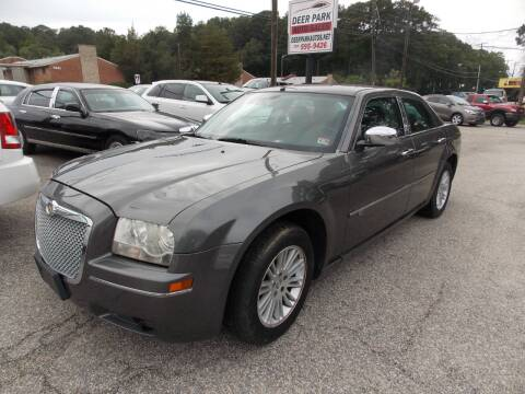 2010 Chrysler 300 for sale at Deer Park Auto Sales Corp in Newport News VA