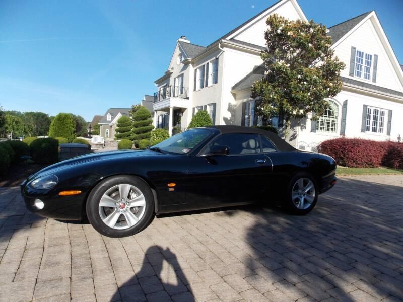 2004 Jaguar XKR for sale at Deer Park Auto Sales Corp in Newport News VA