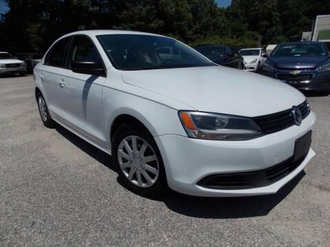 2014 Volkswagen Jetta for sale at Deer Park Auto Sales Corp in Newport News VA