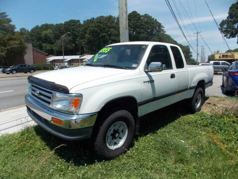 1995 Toyota T100 for sale at Deer Park Auto Sales Corp in Newport News VA