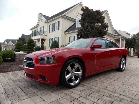 2012 Dodge Charger for sale at Deer Park Auto Sales Corp in Newport News VA