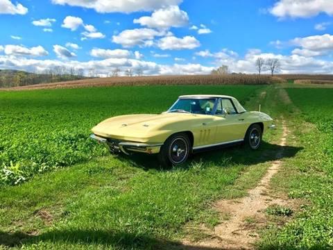 1966 Chevrolet Corvette for sale in Bedford, PA