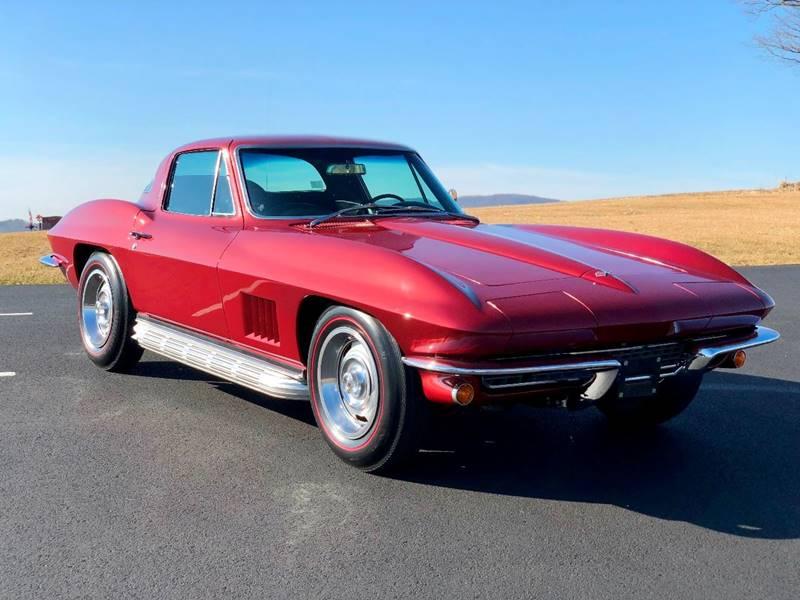 Sell My Corvette - Used Corvettes For Sale - Bedford PA Dealer