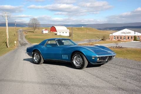 1968 Chevrolet Corvette for sale in Bedford, PA