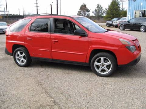 2003 Pontiac Aztek for sale in Mosinee, WI