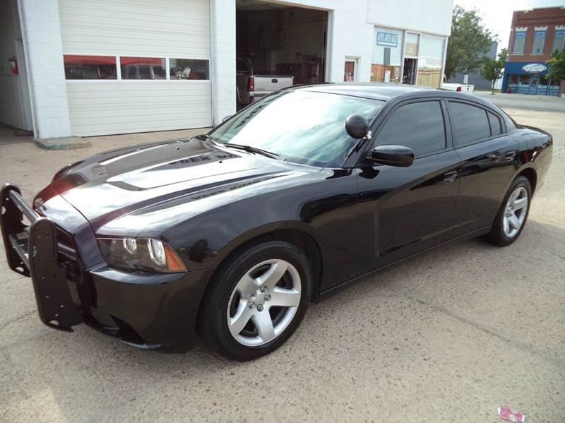 2013 Dodge Charger Police 4dr Sedan In Coldwater Ks Apex Auto Sales