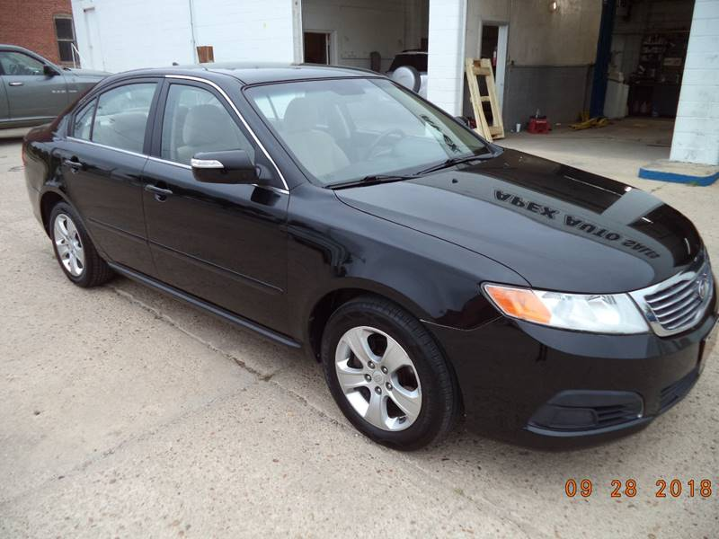 2009 Kia Optima LX 4dr Sedan (I4 5A)   Coldwater KS
