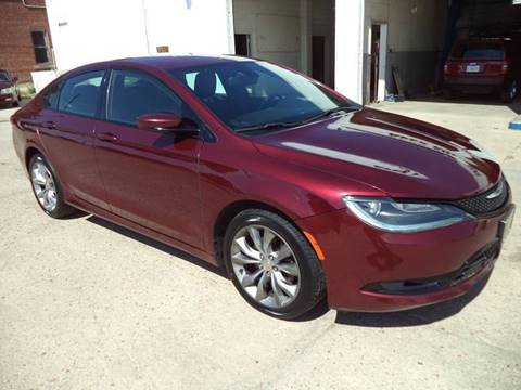 2015 Chrysler 200 for sale in Coldwater, KS