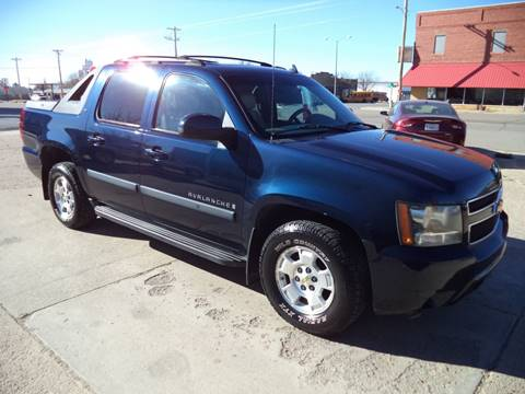 2007 Chevrolet Avalanche for sale in Coldwater, KS
