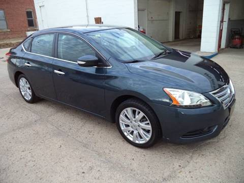 2013 Nissan Sentra for sale in Coldwater, KS