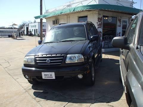 2002 Suzuki Grand Vitara XL-7