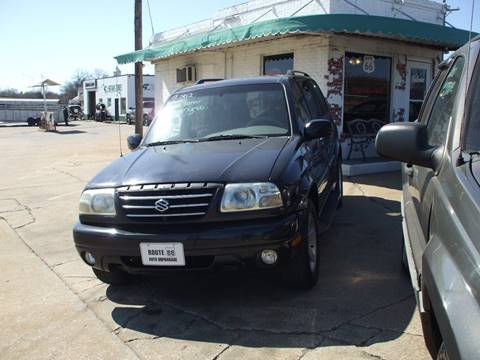 2004 Suzuki Grand Vitara XL-7