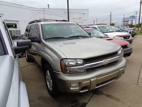 2002 Chevrolet TrailBlazer EXT