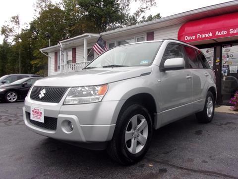 2006 Suzuki Grand Vitara for sale in Wantage, NJ