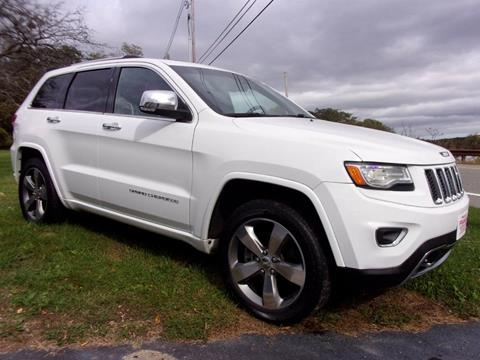 2014 Jeep Grand Cherokee for sale in Wantage, NJ
