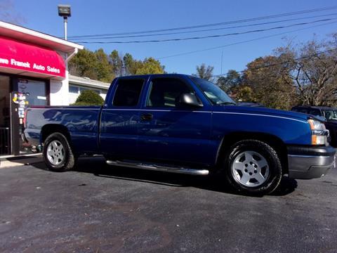 2004 Chevrolet Silverado 1500 for sale in Wantage, NJ