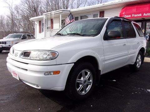 2004 Oldsmobile Bravada for sale in Wantage, NJ