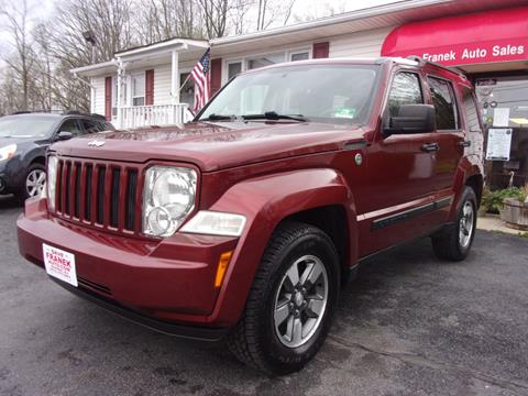 2008 Jeep Liberty for sale in Wantage, NJ