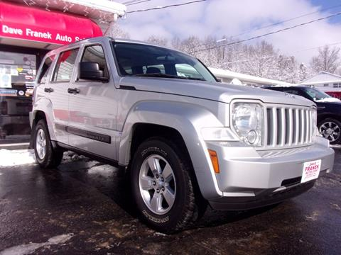 2011 Jeep Liberty for sale in Wantage, NJ