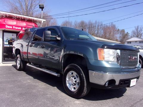 2007 GMC Sierra 2500HD for sale in Wantage, NJ