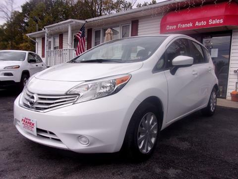 2015 Nissan Versa Note for sale in Wantage, NJ