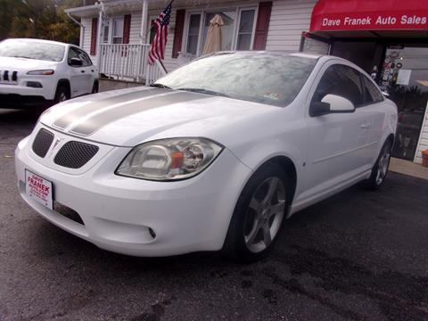 2009 Pontiac G5 for sale in Wantage, NJ