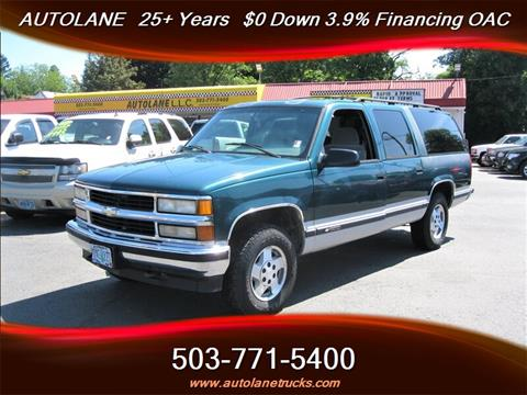 1995 Chevrolet Suburban for sale in Portland, OR