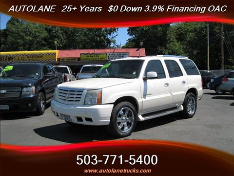 Cars For Sale in Portland, OR - Auto Lane