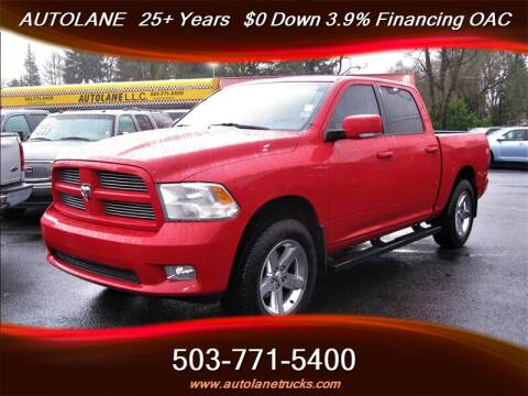 Used Cars For Sale Portland Oregon >> Auto Lane Car Dealer In Portland Or