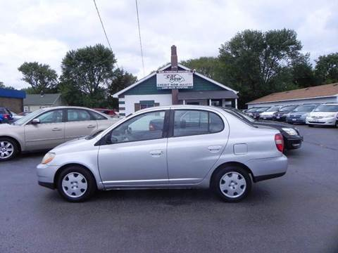 2001 Toyota ECHO for sale in Mount Zion, IL