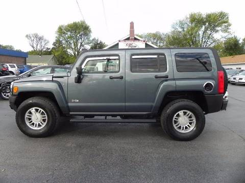 2006 HUMMER H3 for sale in Mount Zion, IL
