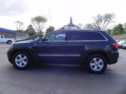 2011 Jeep Grand Cherokee for sale at Car Now in Mount Zion IL