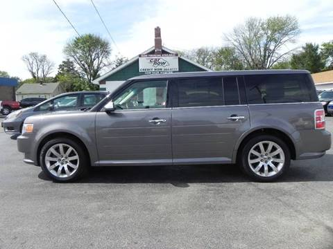 2010 Ford Flex for sale at Car Now in Mount Zion IL