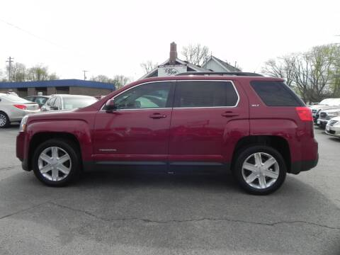 2012 GMC Terrain for sale at Car Now in Mount Zion IL