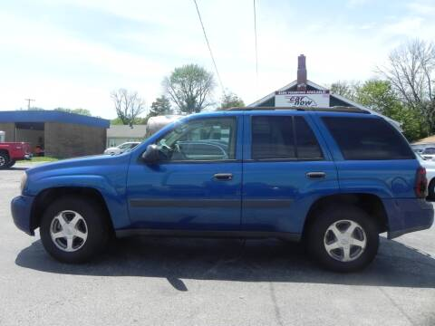 2005 Chevrolet TrailBlazer for sale at Car Now in Mount Zion IL
