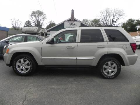 2010 Jeep Grand Cherokee for sale at Car Now in Mount Zion IL