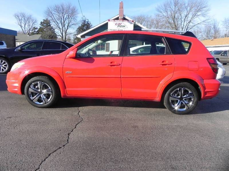 2005 Pontiac Vibe for sale at Car Now in Mount Zion IL