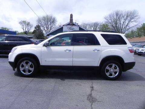 2010 GMC Acadia for sale at Car Now in Mount Zion IL